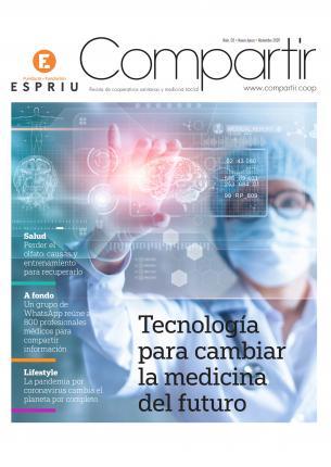 Tecnología para cambiar la medicina del futuro