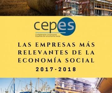2018 'Relevant Enterprises of the Social Economy' ranking
