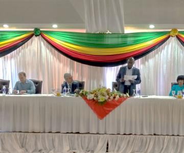 The meeting of the 6th Technical Committee of the Africa Ministerial Cooperative Conference